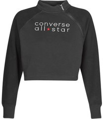 sweater converse converse womens all star funnel neck