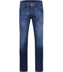 jack & jones plus size jeans 5-pocket blauw