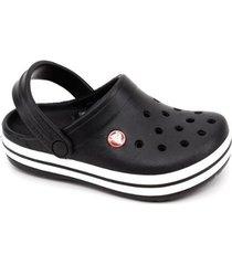 chinelo infantil crocs crocband kids