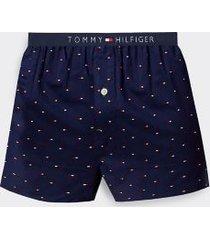 tommy hilfiger men's cotton classics fashion boxer sailor navy - l
