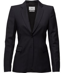 eve cool wool jacket blazer kavaj svart filippa k
