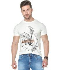 camiseta osmoze 23 110112791 branco