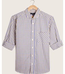 camisa amarillo-azul-blanco patprimo