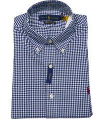 blue label overhemd