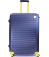 maleta tide beach azul amarillo 24 nautica