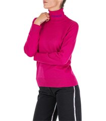 gcds big heart roll neck jumper