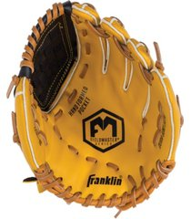"franklin sports 10"" field master series baseball glove - right handed thrower"