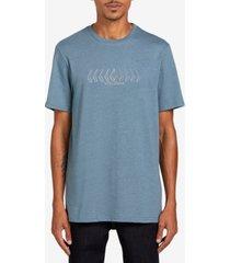 volcom men's position short sleeve t-shirt
