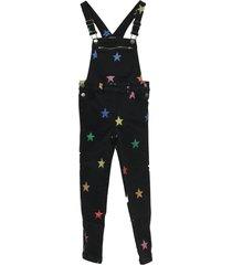 algemene in jeans met stars
