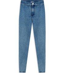jean mujer pitillo color azul, talla 12