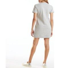 juicy couture short sleeve tee fleece dress