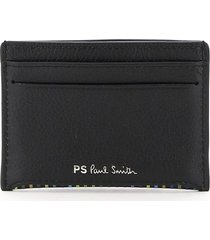 ps by paul smith ps stripe card holder