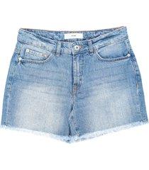 ichi denim shorts