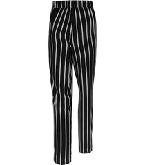 broek van looxent zwart