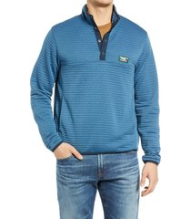 men's l.l. bean men's airlight knit pullover, size small - blue