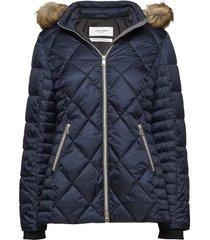 outdoor jacket no wo gevoerd jack blauw gerry weber edition