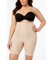 0b5f62dc9d2 miraclesuit women s extra firm tummy-control shape with an edge high waist  thigh slimmer 2709