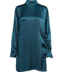 gwyneth dress korte jurk groen minus