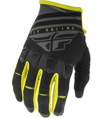 guantes negro/gris/hi v fly kinetic k220