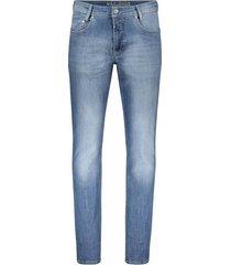 jeans arne pipe macflexx h447 blauw (0518 01 1995l)