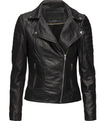 biker jacket läderjacka skinnjacka svart depeche