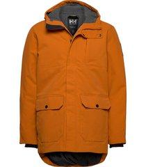 urban long jacket parka jas oranje helly hansen