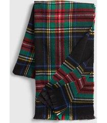 bufanda cozy hombre multicolor gap
