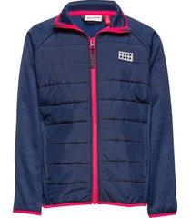 lwsam 212 - fleece jacket outerwear fleece outerwear fleece jackets blå lego wear
