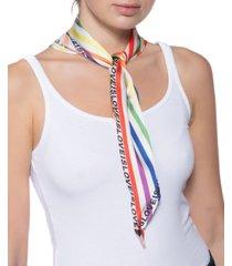 inc love is love kite scarf, created for macy's