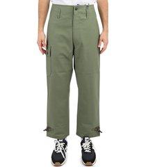junya watanabe green trousers