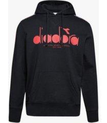 diadora men's 5 palle offside hoodie