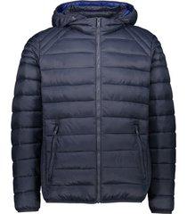 donsjas cmp padded 3m thinsulate zip hood jacket