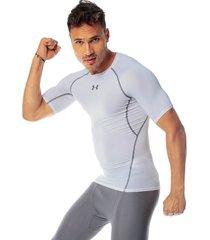 camiseta blanca under armour