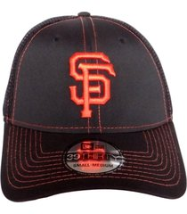 gorra new era san francisco giants 39thirty - gris