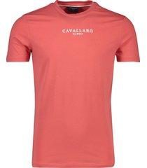 cavallaro t-shirt albaretto coral