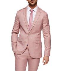 men's topman dax super skinny sport coat