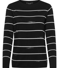 pullover long-sleeve gebreide trui zwart gerry weber edition