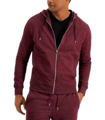 men's inc fortune full zip hoodie, created for macy's
