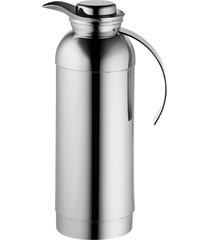 garrafa térmica catania 1l prata - riva