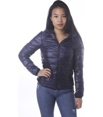 campera azul vov jeans inflable