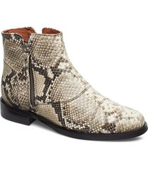 boots shoes boots ankle boots ankle boot - flat multi/mönstrad billi bi