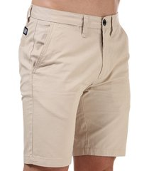 mens dillenger cotton twill chino shorts