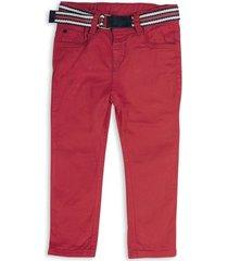pantalon luis rojo