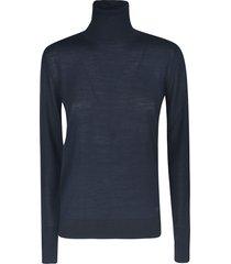 emporio armani turtleneck plain pullover