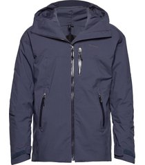 stranda ins hybrid jkt outerwear sport jackets blå bergans