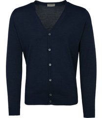 john smedley midnight petworth cardigan petworth-mid