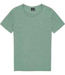 kultivate 2101010205 t-shirt wrecker 703 granite green -
