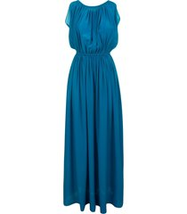gianluca capannolo virna long dress