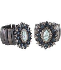 anel armazem rr bijoux cristais navete