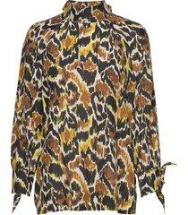day glide blouse lange mouwen geel day birger et mikkelsen